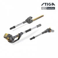 Multifunzione 2 in 1 a batteria 48 Volt / 2,5-5 Ah modello SMT 48 AE marca STIGA